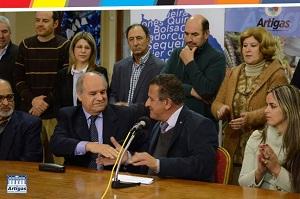 Asumió el Dr. Luis Augusto Rodríguez Díaz como Secretario General