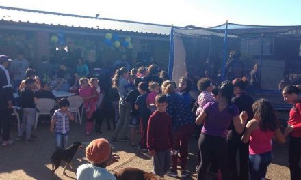 Decenas de niños disfrutaron de una gran fiesta en el Merendero del Cerro Ejido