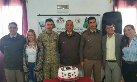 El centro de rehabilitación ecuestre de Artigas cumplió cinco años de vida