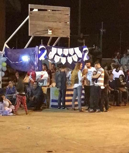Se realizó en el local de UTU Artigas la clásica noche de los fogones