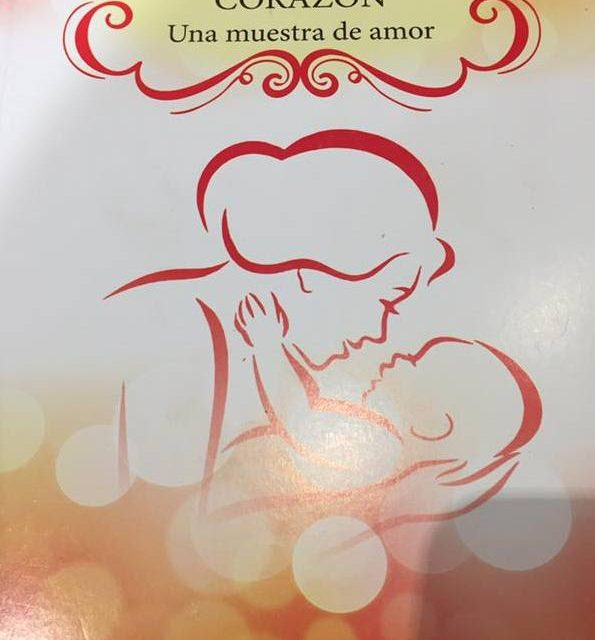 Alvaro López presentó su libro «La voz de mi corazón» Una muestra de amor .