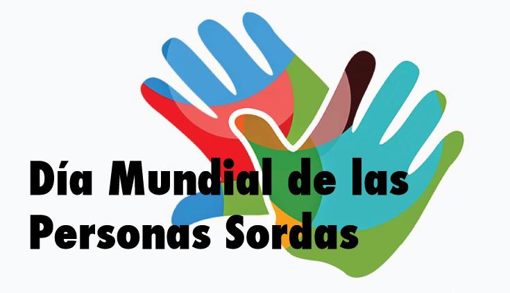 Caminata por la semana internacional de las personas sordas