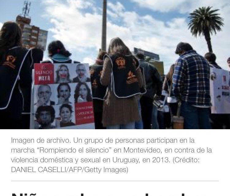 Medios internacionales como CNN,BBC entre otros se hicieron eco de la noticia de la niña de diez años abusada por el padre de su amiga