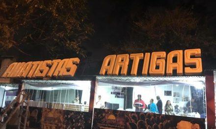 Artigas presente en el Expo Prado 2017