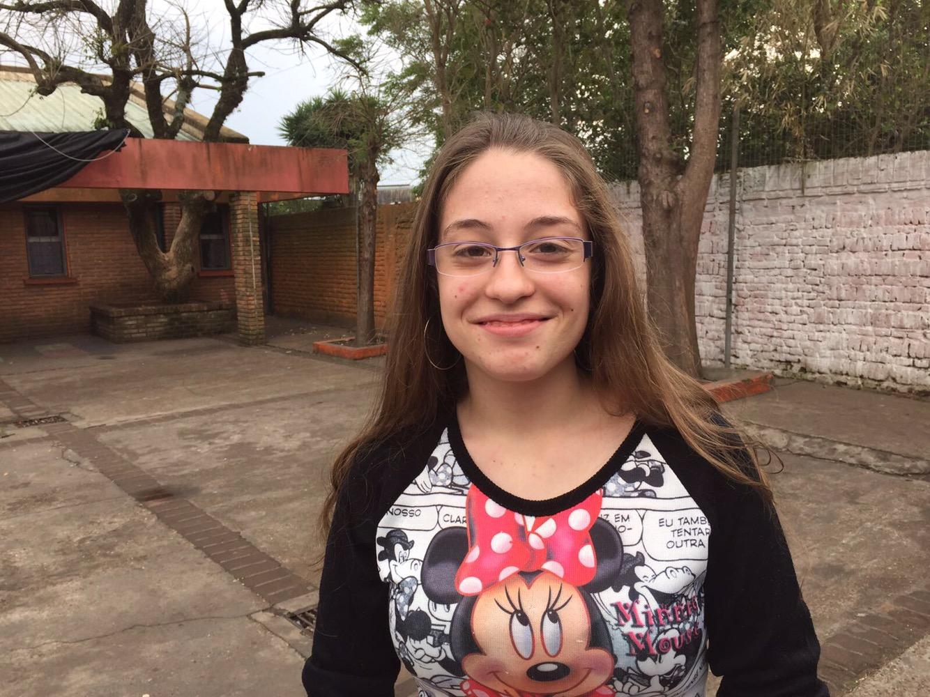 La historia de Silvana Da Silva quien tiene la enfermedad celíaca desde su nacimiento