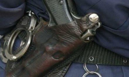 Roban arma de reglamento de policía en pleno centro de la ciudad
