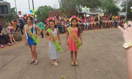 Se realizó la fiesta de la primavera en el Cerro Ejido