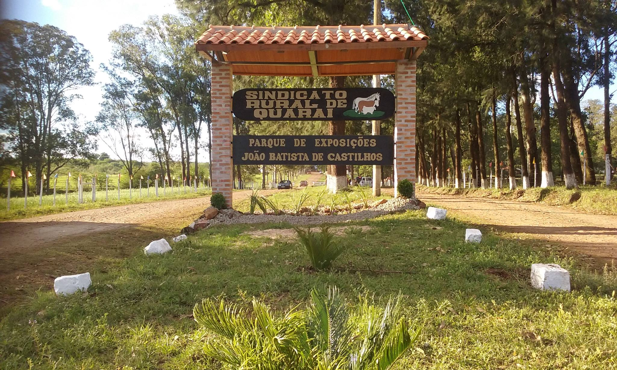 Con singular exito se lleva adelante la 66° Expo Agropecuaria de Quarai