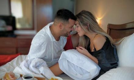 La modelo artiguense Noelia Lupano participa en el nuevo vídeo de El Gucci «Que fui tu amante»