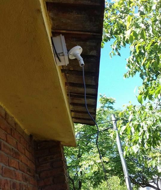 Insólito: Colocaron cámaras de seguridad en La Escuela 83 y se robaron una