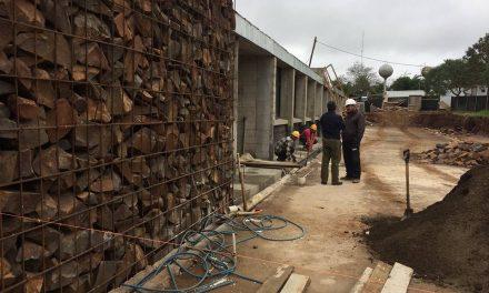 Avanzan las obras del Liceo Pintadito