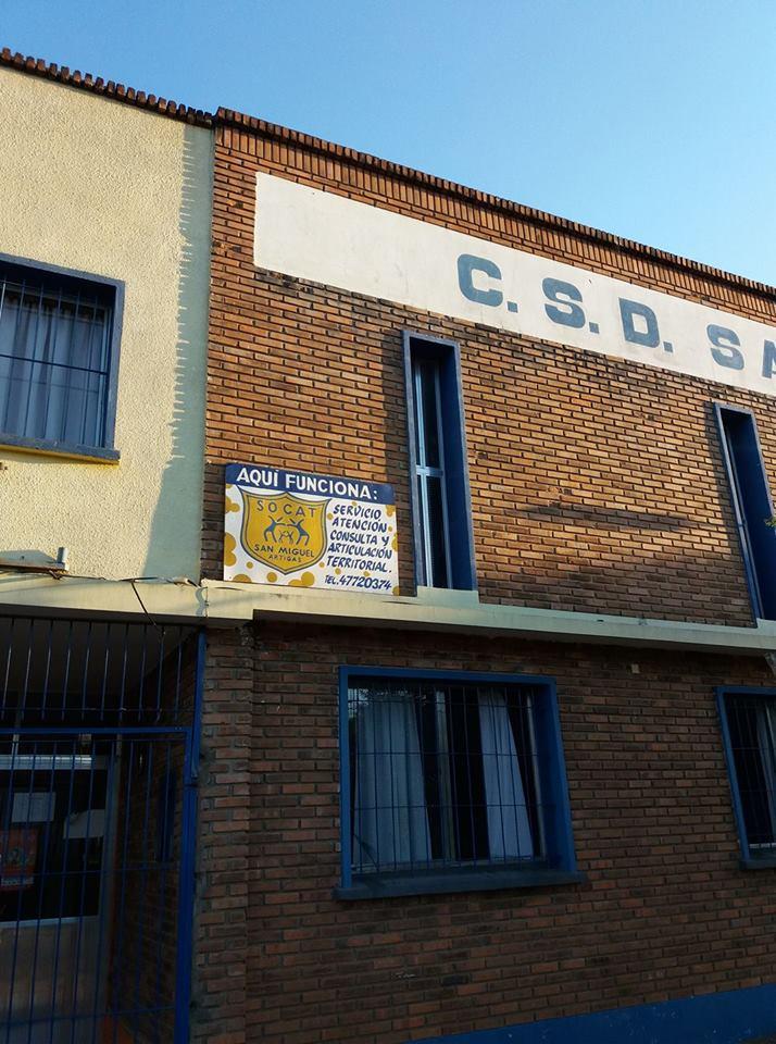 Socat zona este ubicado en Club San Miguel fue el primero en el país en realizar una mesa de coordinación zonal en Sequeira