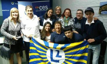 El liceo 2 de Artigas logró el primer lugar del proyecto nacional de turístico