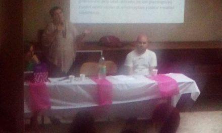 Se realiza en Club Deportivo el encuentro sub regional de revisión de la agenda de derechos
