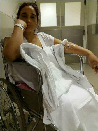 Hace seis años María espera un transplante de hígado luego de una presunta mala praxis