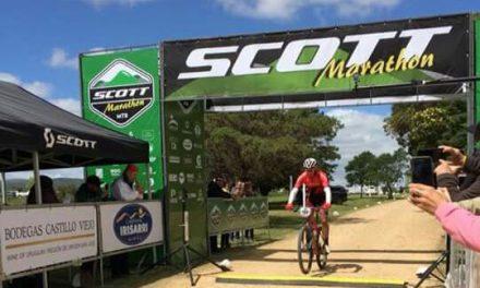 El artiguense Maxi Generali ganó La Scott Marathon