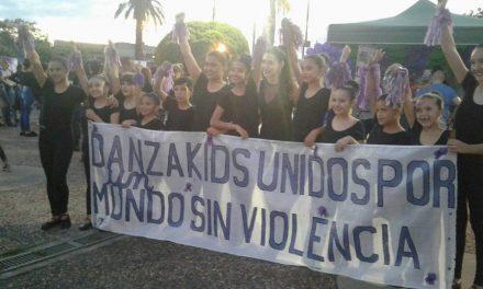 Se realizó actividad por el día internacional de lucha contra la violencia hacia las mujeres