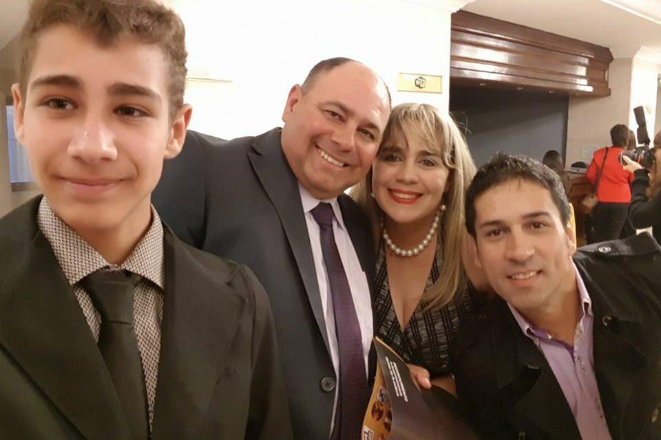 Músicos artiguenses recibieron El Premio Aurea 2017