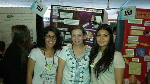 Alumnas de UTU Artigas lograron 4 menciones especiales en la Feria Nacional de Ciencias