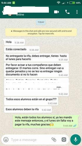 Alumnos y padres de un liceo de la ciudad de Artigas denuncian que les exigen vender rifas