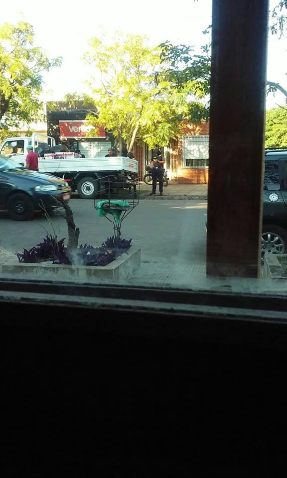 Peritos en marcas realizaron varios operativos en la ciudad de Artigas