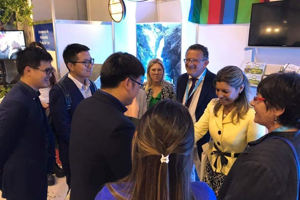 Artigas dice presente en el China LAC 2017