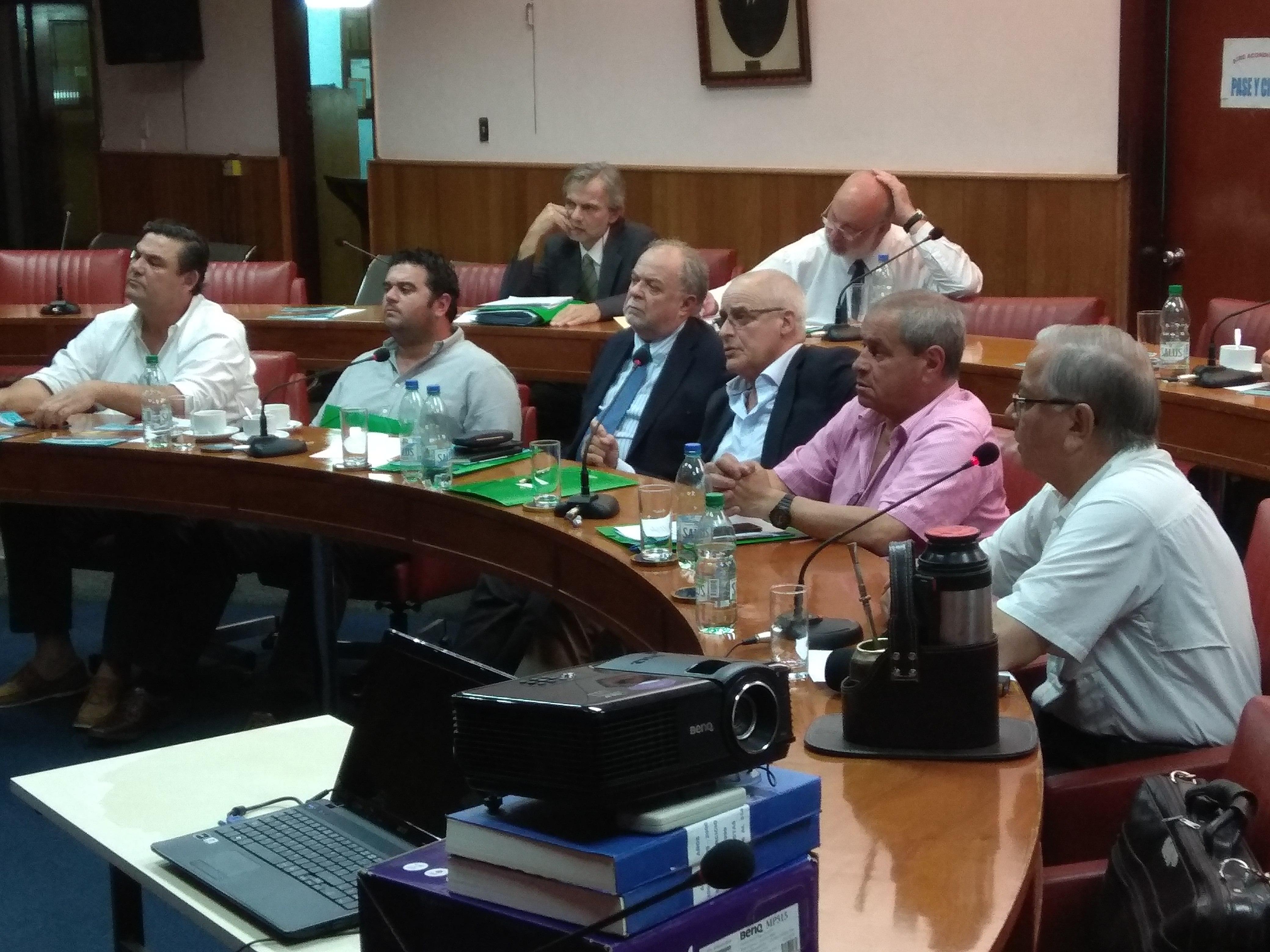 Diputados trataron la problemática de los trámites de migración en la frontera de Artigas y Brasil