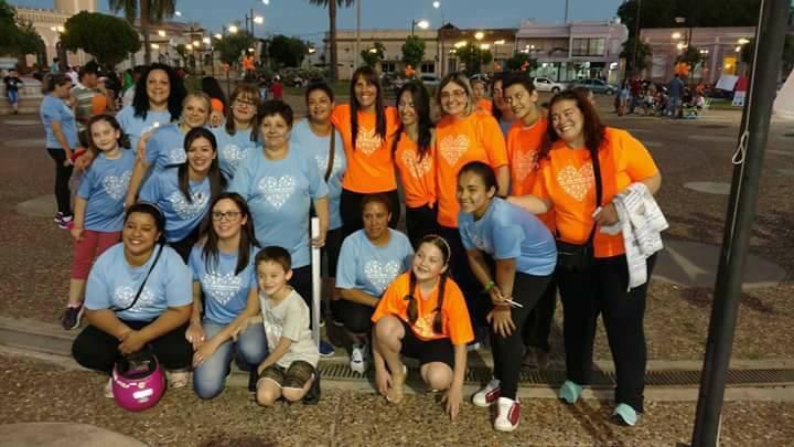 Se realizó en Artigas por segundo año consecutivo el Dance Kindness