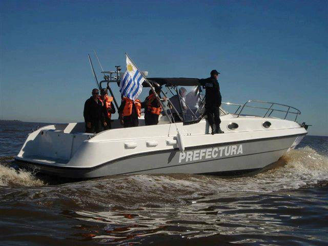 Prefectura realizará un relevamiento en el Río Cuareim para saber cuantas picadas existen actualmente e identificar las pasadas