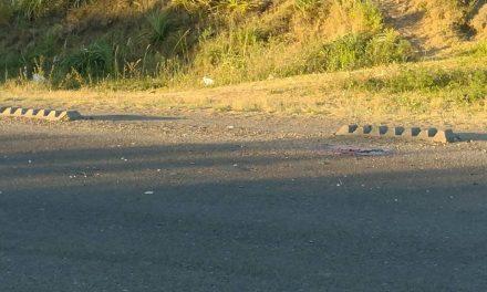 Accidente fatal: Un motociclista de 44 años murió en el empalme de Ruta 30 y By Pass luego de colisionar contra una camioneta