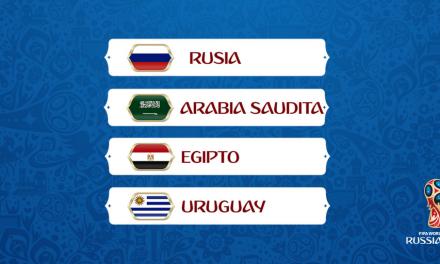Uruguay jugará el mundial en el Grupo A