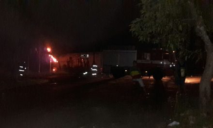 Se incendió un transformador y dejó a los vecinos sin energía eléctrica