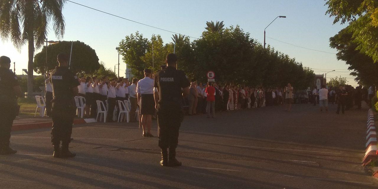 Acto por los 188 años de la Policía Nacional