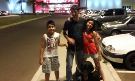No se le permitió ingresar con su perro guía a shopping de Rivera al conocido judoca artiguense Henry Borges