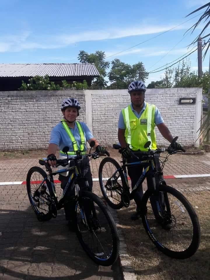 Bella Unión cuenta con Bici Inspectores