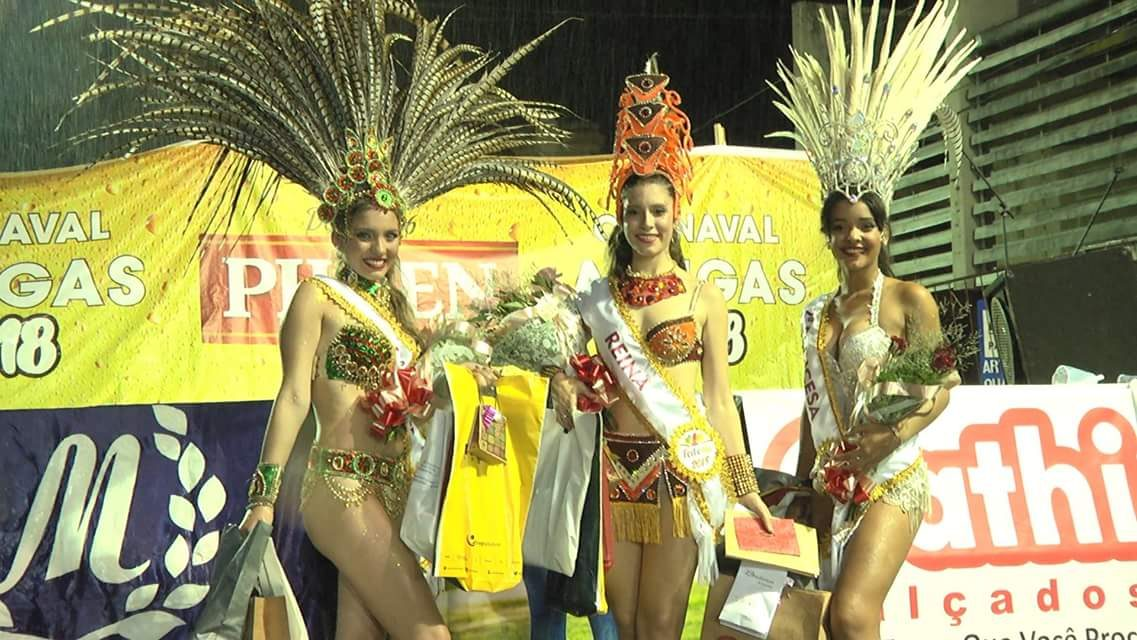 Se eligió la soberana del Carnaval de Artigas 2018