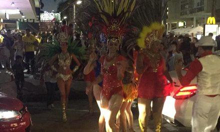 Lanzamiento carnaval de Artigas 2018 en Punta del Este