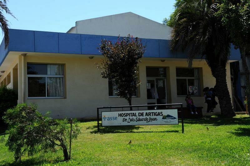VIOLARON A UN PACIENTE EN EL HOSPITAL DE ARTIGAS
