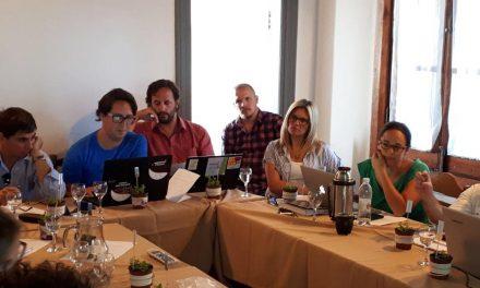 SE REALIZÓ LA REUNIÓN DE DIRECTORES DE TURISMO EN LA LOCALIDAD DE SANTA CATALINA