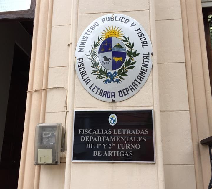 TAXISTA QUE ATROPELLÓ AL JOVEN NATANAEL MEDINA REYES EN EL PUENTE INTERNACIONAL DECLARA EN FISCALÍA