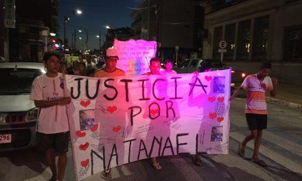 """DECENAS DE ARTIGUENSES MARCHARON POR """"NATA"""""""