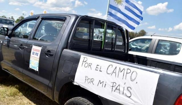 CONCENTRACIÓN DE LOS AUTOCONVOCADOS COMENZARÁ A LAS 8 DE LA MAÑANA EN LA CABECERA DEL PUENTE INTERNACIONAL