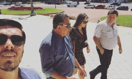INTENSA ACTIVIDAD DEL GOBIERNO DEPARTAMENTAL EN MONTEVIDEO