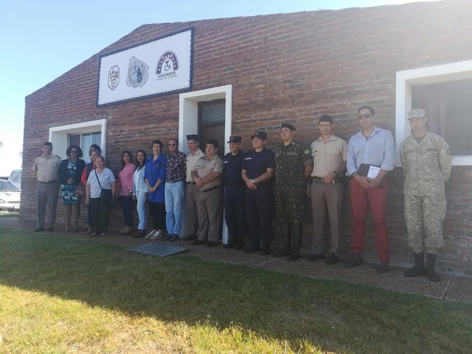 FUE INAUGURADA LA ACTIVIDAD 2018 DE EQUINOTERAPIA EN EL REGIMIENTO GUAYABOS