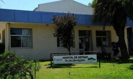 PRESIDENTE DE ASSE PIDE LA RENUNCIA A DIRECTORES DE LOS HOSPITALES DE ARTIGAS Y BELLA UNIÓN