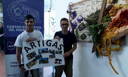 2 jóvenes sordos artiguenses participarán del 1er Encuentro Nacional de Jóvenes Sordos.