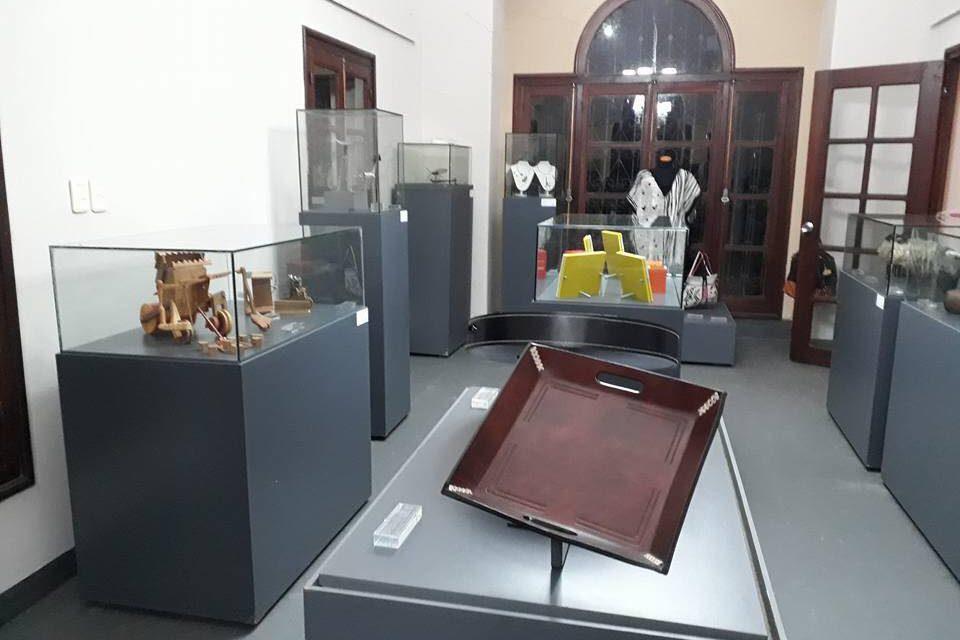 En Casa de Gobierno se exhiben premios del Concurso Nacional de Artesanía