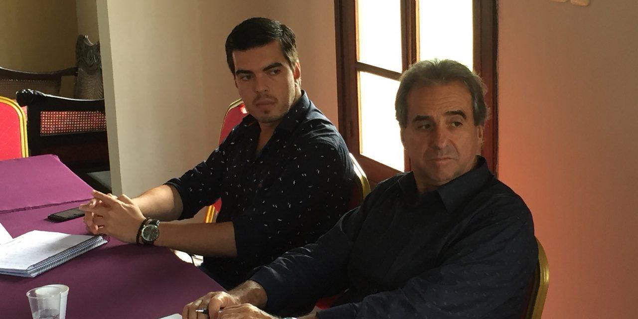 EL CONOCIDO REMO MONZEGLIO ASESORARÁ A LA INTENDENCIA SOBRE TURISMO