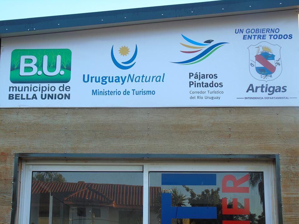 ESTE JUEVES SE INAUGURARÁ LA OFICINA  DE INFORMACIÓN TURÍSTICA DE BELLA UNIÓN