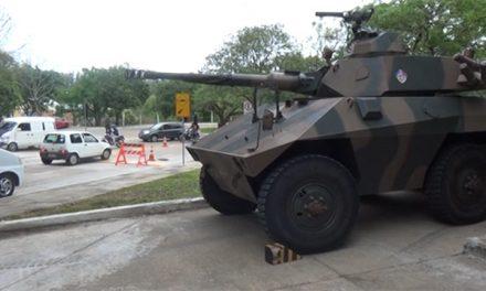 BRASIL MILITARIZA LA FRONTERA CON ARTIGAS